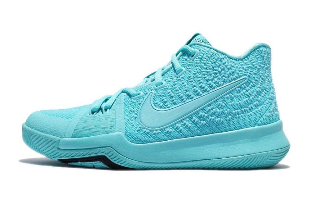 The Nike Kyrie 3 \