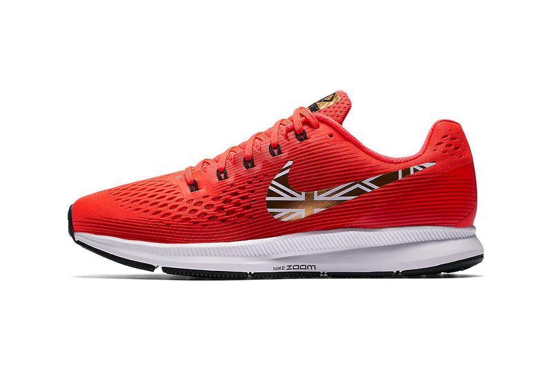 super popular 63102 0fd24 Nike Honours Mo Farah With Edition of the Zoom Pegasus 34 ...