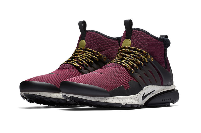 Nike Presto Mid Utility Fall Colorway