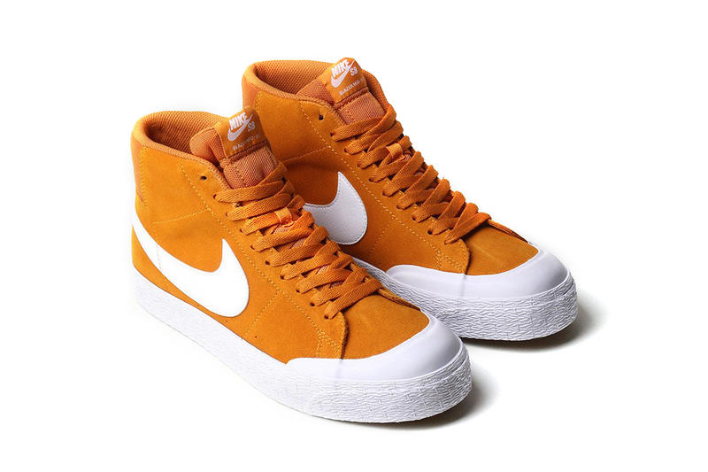 5817c980848e4a Nike SB Blazer Mid XT in  Circuit Orange