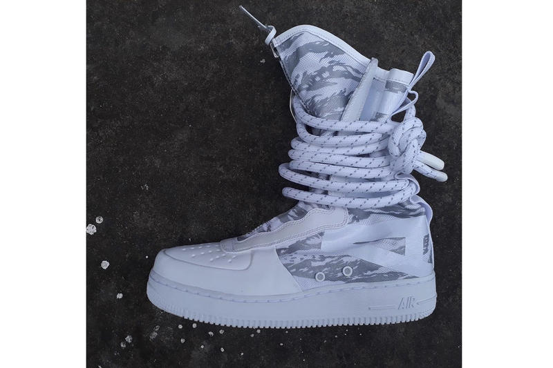 b0be11df2442 Nike Unveils New SF-AF1