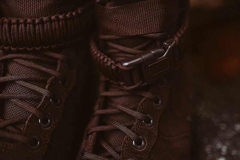 Nike SF-AF1 Velvet Brown