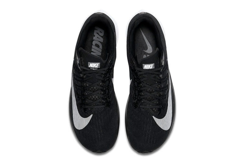 Nike Zoom Fly Black and white
