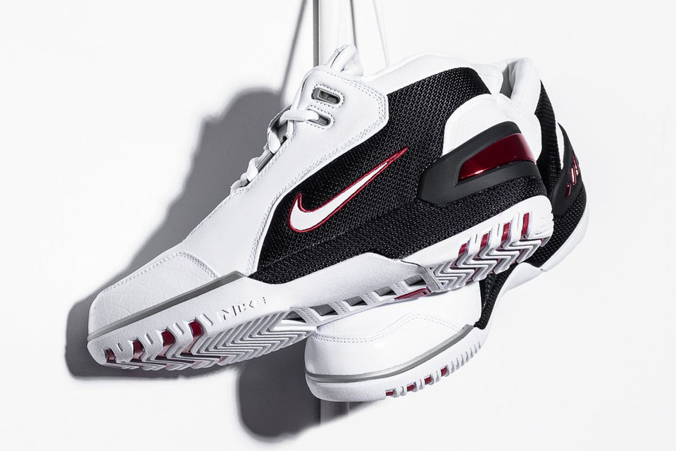 half off e38d0 2d11b LeBron James Nike Air Zoom Generation First Game   HYPEBEAST