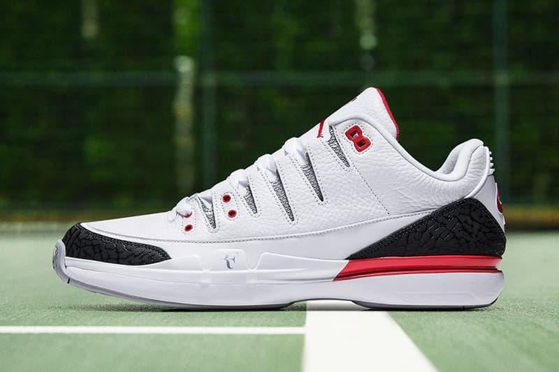 Nike Zoom Vapor Tour AJ3 Fire Red