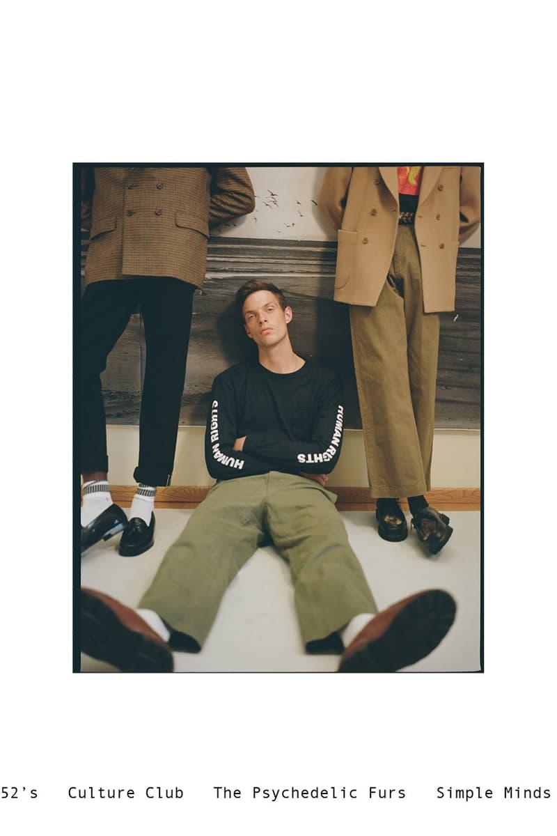 Noah 2017 Fall Winter Collection Lookbook Brendon Babenzian