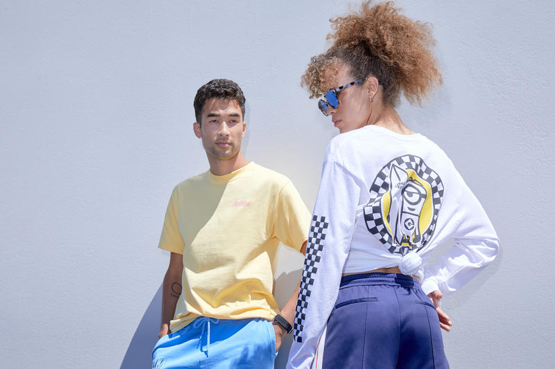 Nordstrom x Hanes Enormous Collaboration michael jackson muhammad ali peanuts juicy couture
