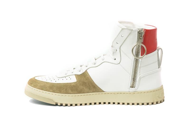 Off-White 70s Sneaker High Virgil Abloh Footwear Sneakers High-Top Shoes