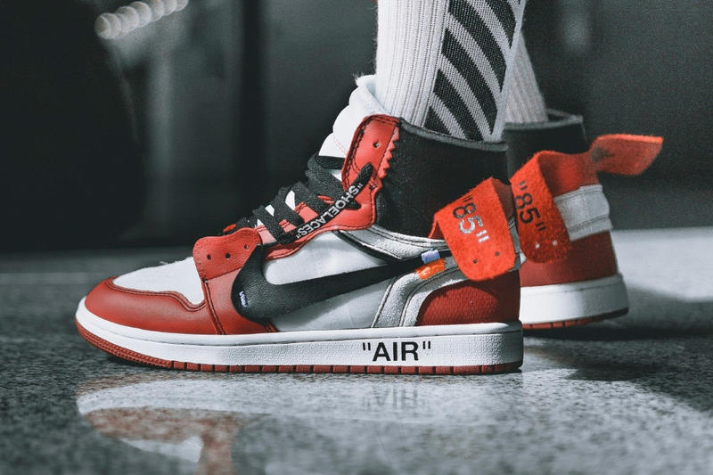 Off-White™ x Nike Air Jordan 1