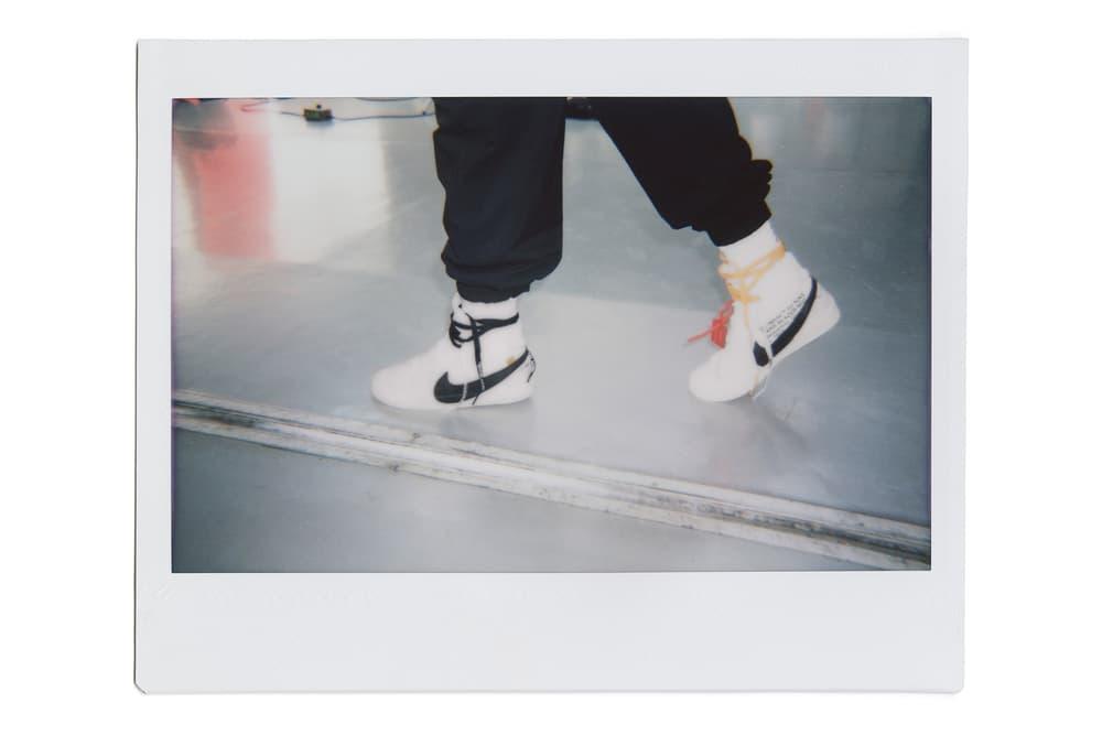Virgil Abloh Nike The Ten Air Jordan 1