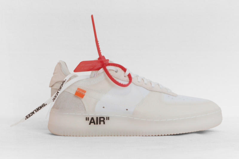 Off-White Virgil Abloh x Nike Air Force 1