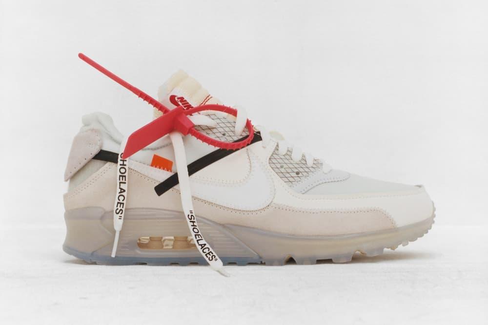 Off-White Virgil Abloh x Nike Air max 90
