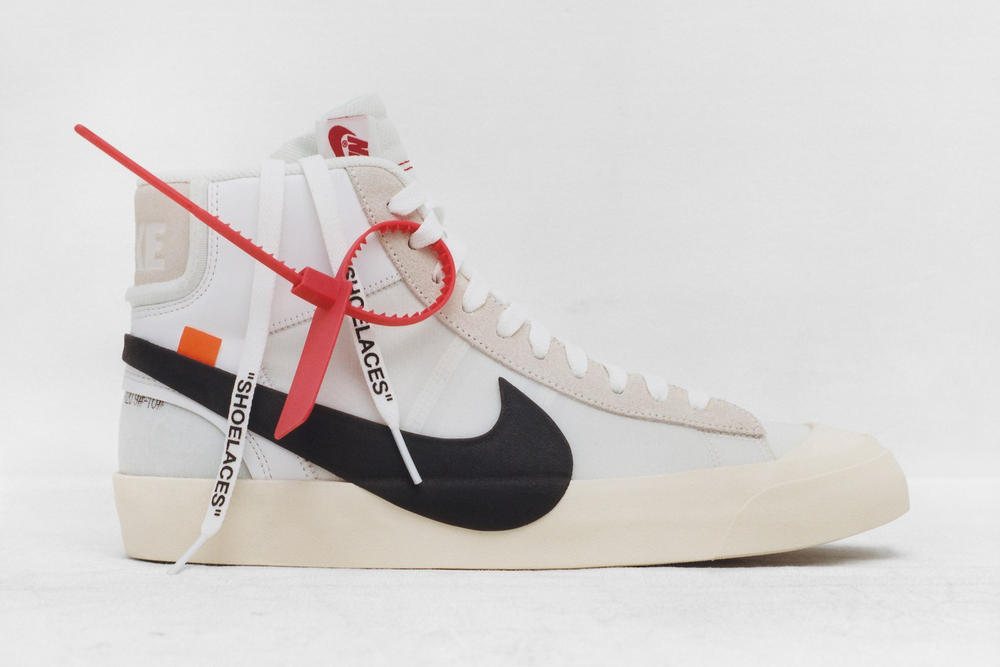 Off-White Virgil Abloh x Nike Blazer