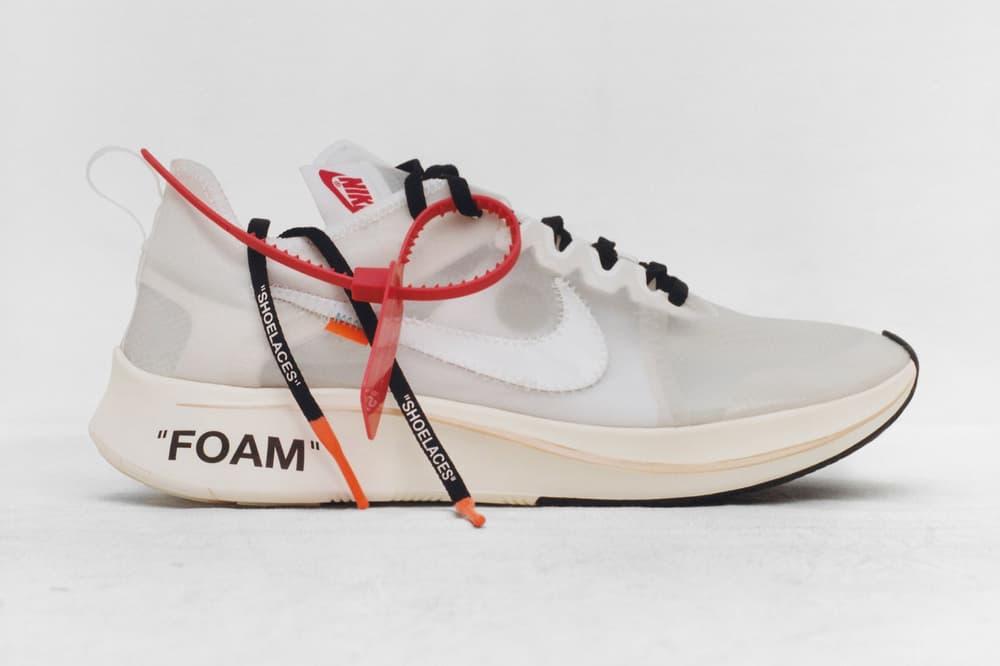 Off-White Virgil Abloh x Nike Vaporfly