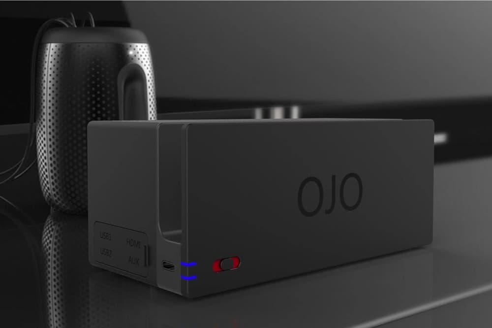 The OJO Projector Nintendo Switch Accessory