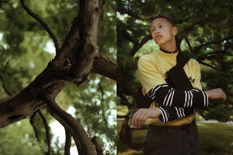 Olaf Hussein 2017 Fall Winter Collection Lookbook