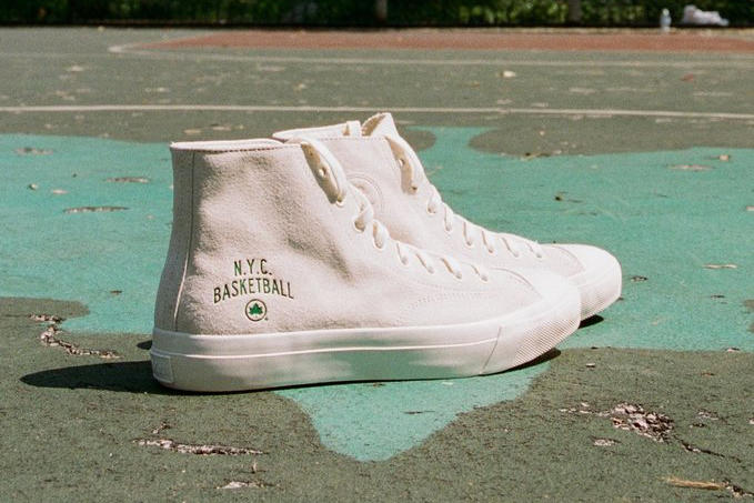 ONLY NY New York City Department of Parks Recreation  PRO Keds Royal Hi Sneakers Shoes Footwear 2017 August 31 Release Date Info