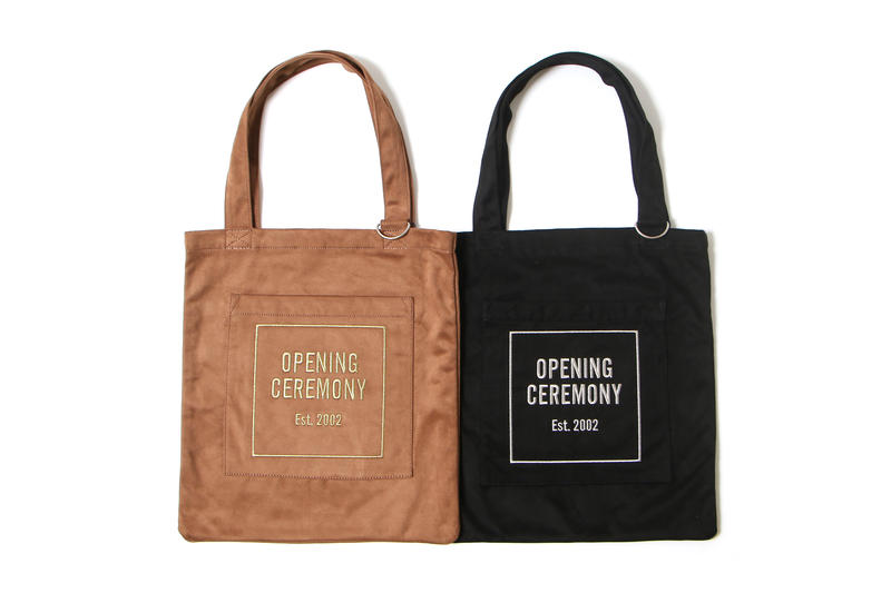 Opening Ceremony Japan 8th Anniversary Capsule Archival Totes Tote Bags 2017 August 30 Release Date Info