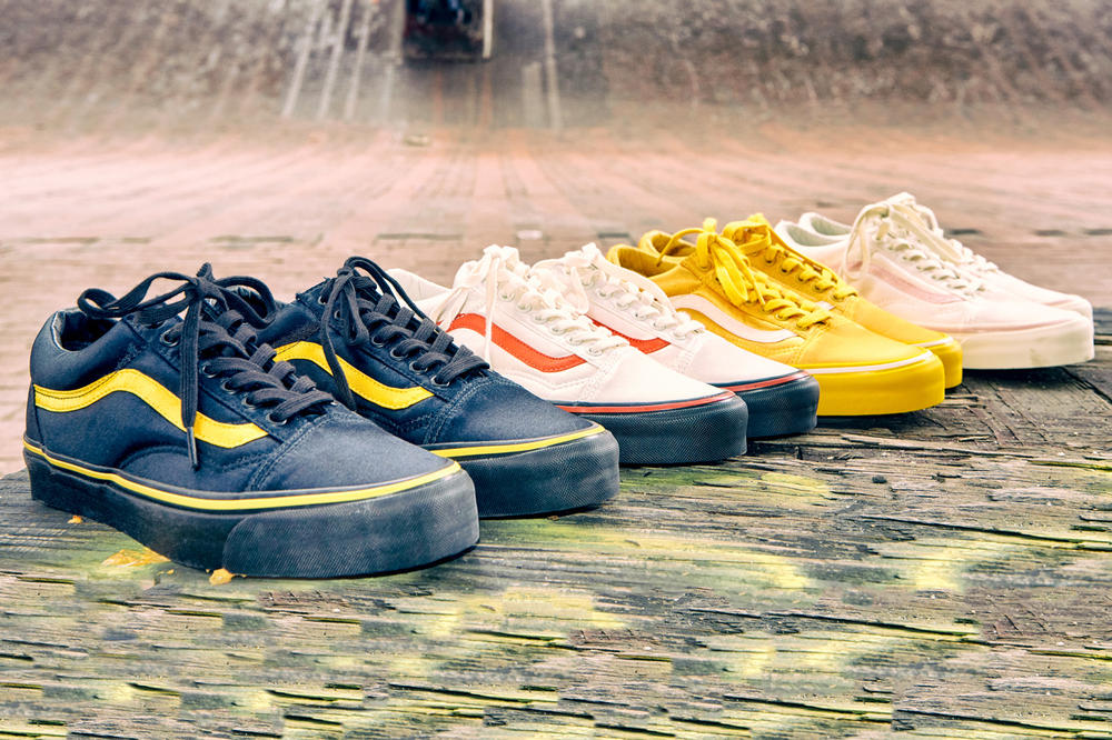 Vans Opening Ceremony Satin Pack