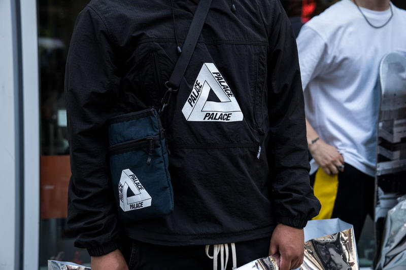 Palace 2017 Fall Drop New York City NYC Streetsnaps Highlights