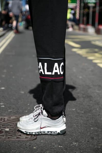 Palace 2017 Autumn Drop London Highlights