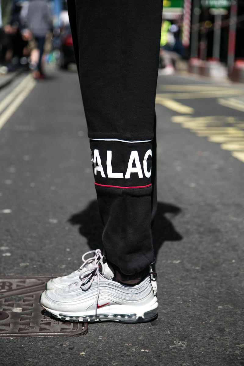 Palace 2017 Autumn Drop London Highlights