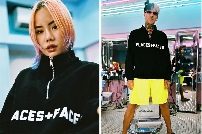 Places+Faces Bangkok Party Capsule Collection