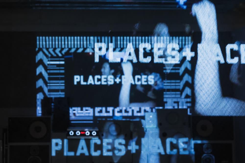 Look Inside Places+Faces x HBX Pop-Up Space LANDMARK Hong Kong