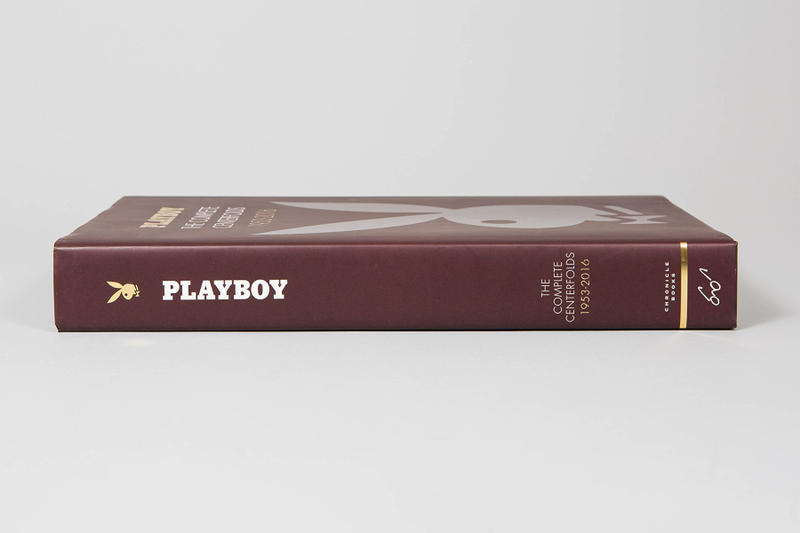 playboy magazine book nude complete centerfolds 1952 2016 year women models playmates