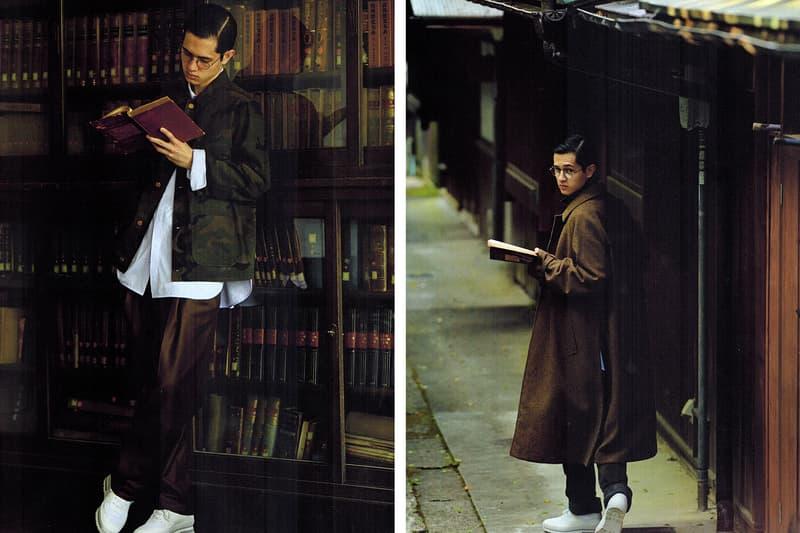 Supreme x Louis Vuitton POPEYE Editorial