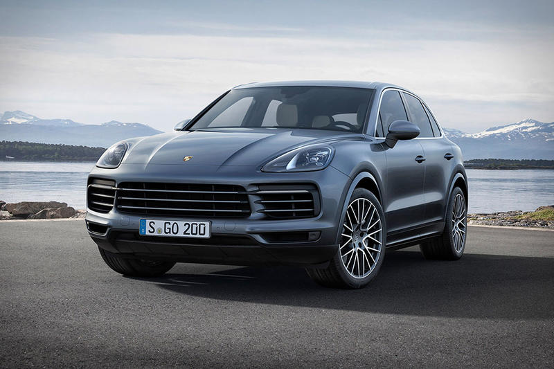 2019 Porsche Cayenne Cayenne S German Cars SUV Luxury Cars