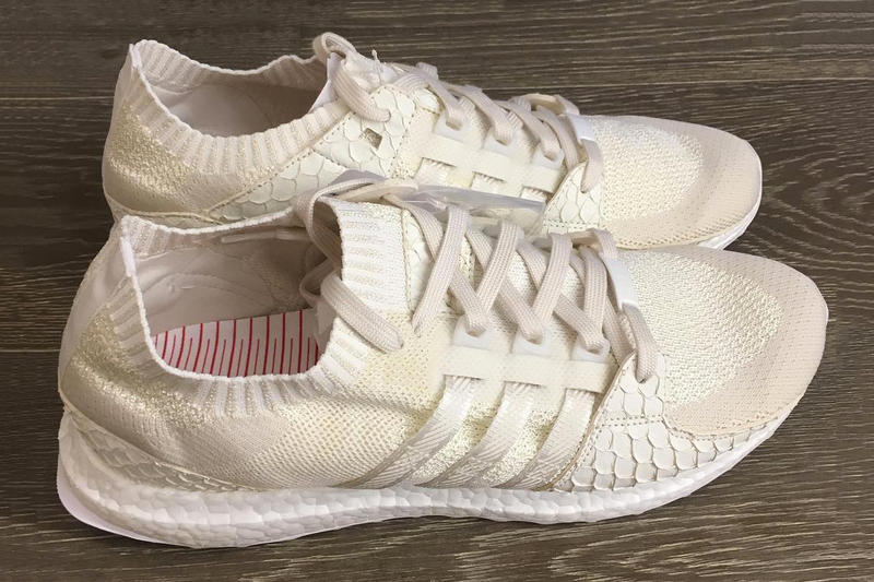 best service 2c5cf 96beb Pusha T adidas EQT Boosts
