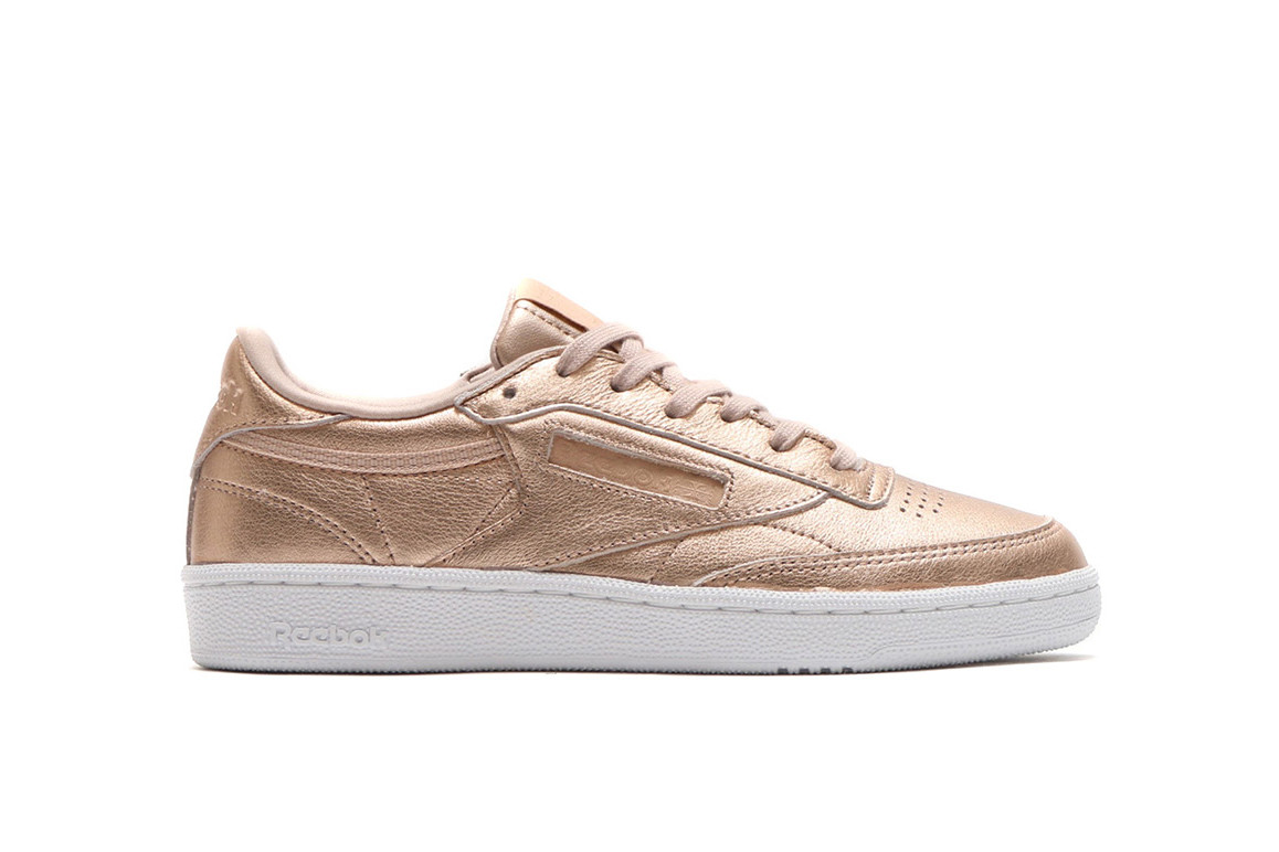 Reebok is Bringing Gold to Two of Its