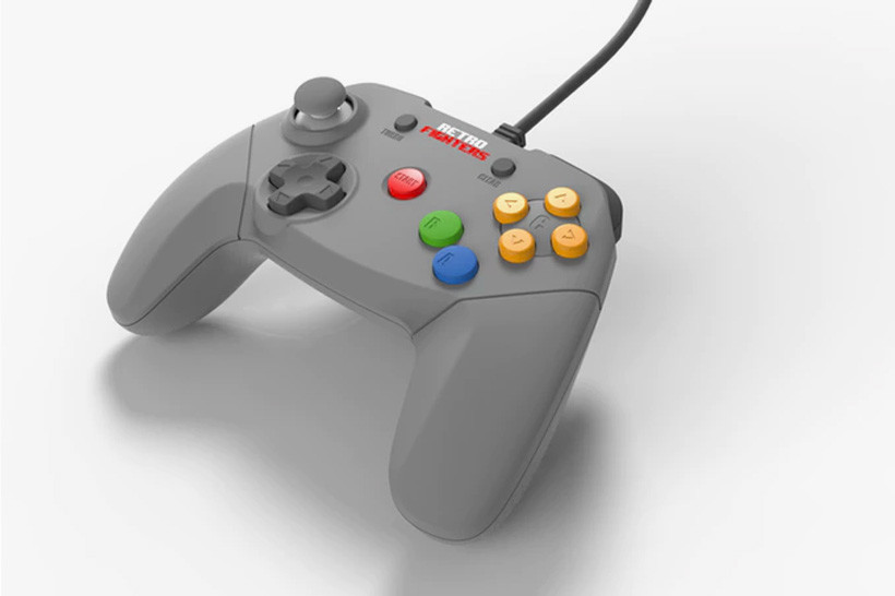 Retro Fighters Next Gen Nintendo 64 Controller Hypebeast