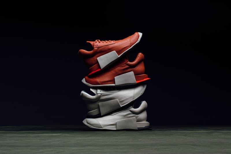 Rick Owens x adidas Collaboration Finishes