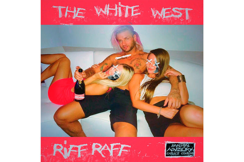 Riff Raff 'The White West' Album Release