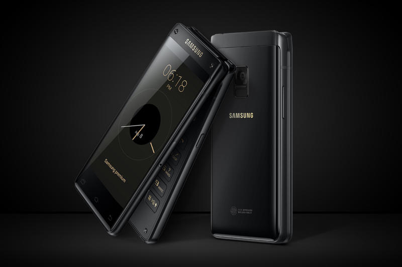 Samsung Leader 8 Flip Phone Smartphone China Exclusive Only Chinese