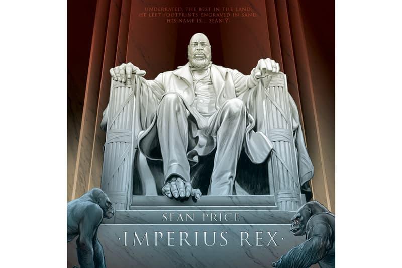 Sean Prince Imperius Rex Album Download Stream