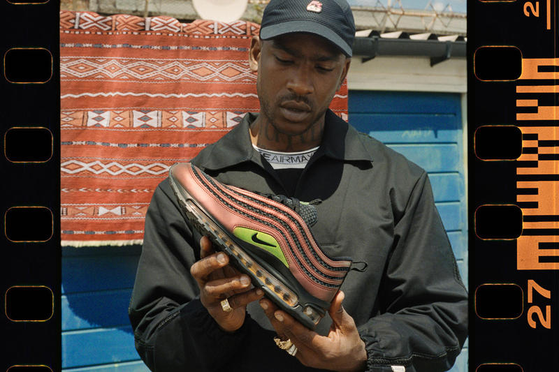 Skepta Interview Nike SKAir Air Max 97 Morocco BBK Boy Better Know Grime