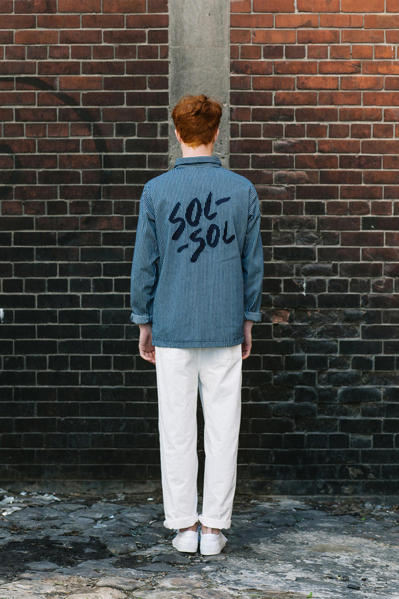SOL-SOL 2018 Spring/Summer Lookbook