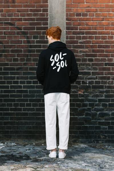 SOL-SOL 2018 Spring/Summer Lookbook