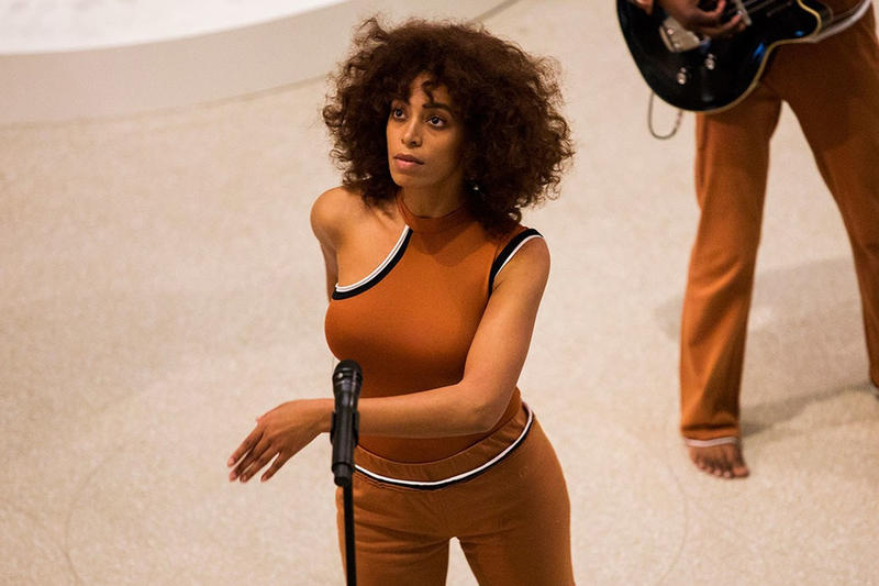 Solange Benefit Concert Hurricane Harvey Victims