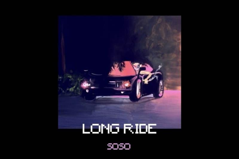 Soso Long Ride Song Single Video Stream 2017