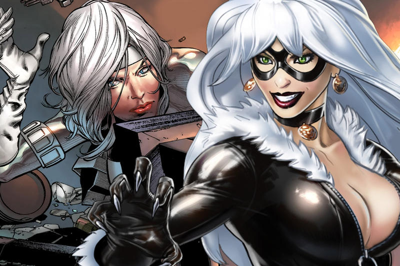 Spider-Man Spinoff Silver Sable Black Cat Release February Marvel Sony Venom Sinister Six Universe