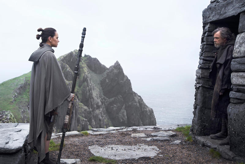 Star Wars: The Last Jedi Lucasfilm Movies Photos Daisy Ridley Adam Driver John Boyega Celebrities Photos