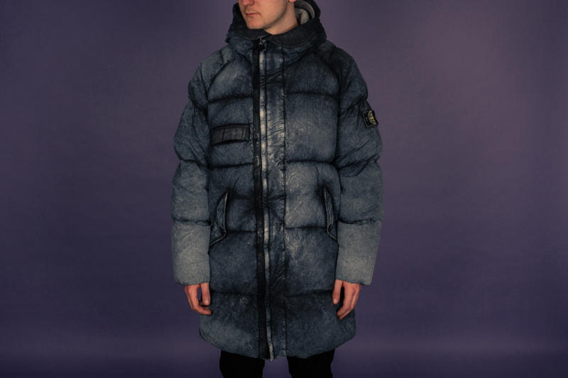 """Stone Island 2017 Fall Winter """"Frost"""" Collection Lookbook"""