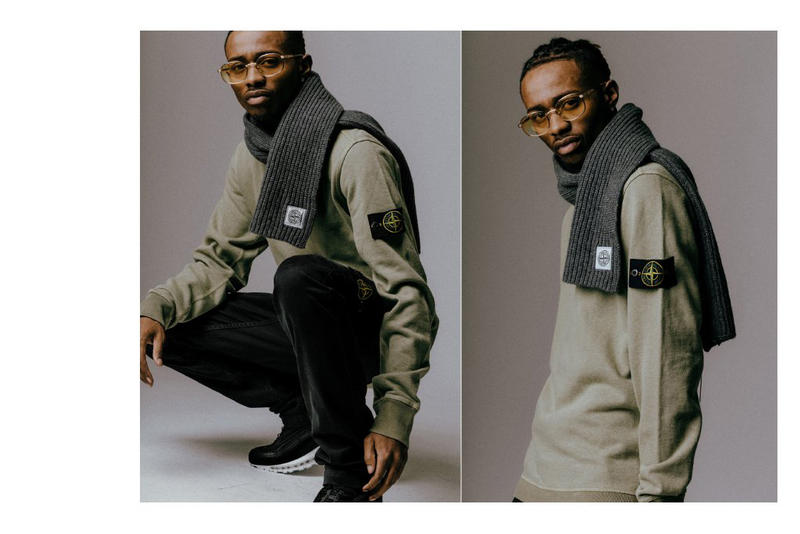 Stone Island 2017 fall winter shadow project editorial feature