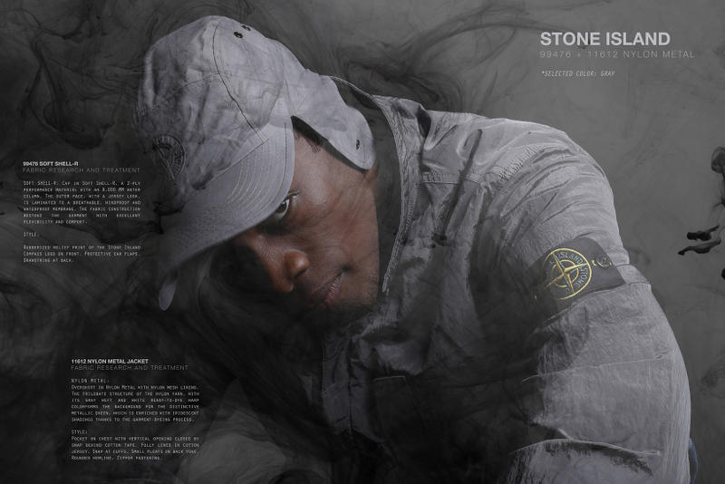 Stone Island Exhibition SERIES by Bodega