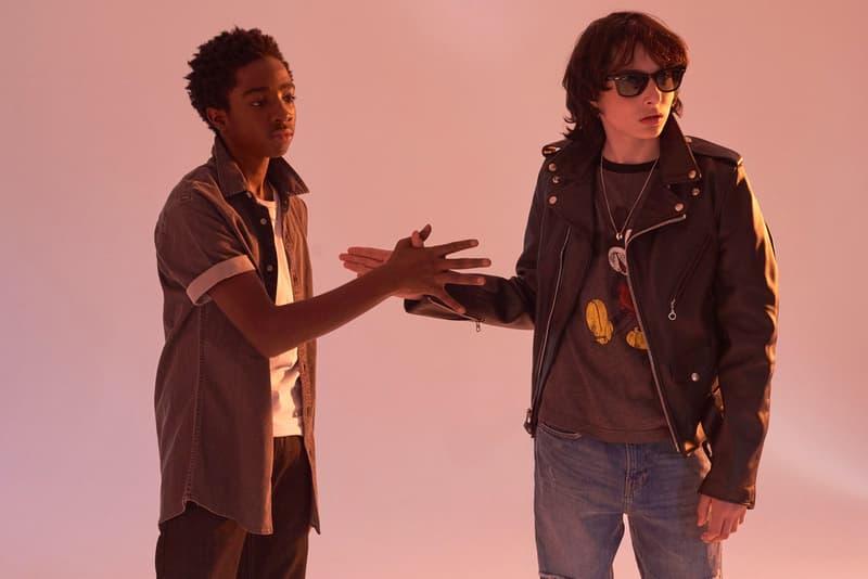 Stranger Things Guys Season 2 Nylon Exclusive Photoshoot