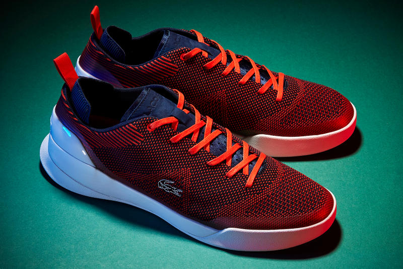 Lacoste and STWO Collaborate on LT Dual Elite Release Paris
